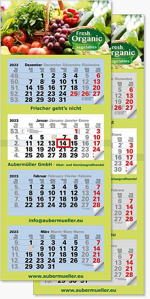 "4-Monatskalender ""Plus Eins "" P 1"