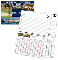 """10-Jahreskalender """"EVENT"""" ZK"""